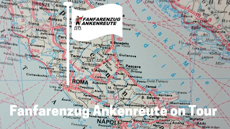 FZA on Tour: Konzertreise nach Rom/Italien