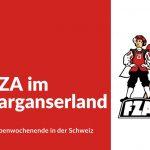 FZA Probenwochenende in Hütte Sarganserland