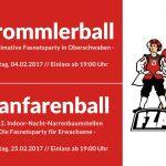 Fanfarenzug Ankenreute Trommlerball 2017