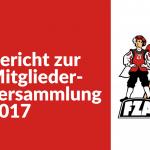 FZA Mitgliederversammlung 2017