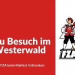 FZA auf Konzertreise im Westerwald