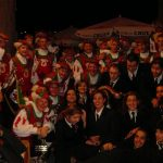 Der FZA auf Konzertreise in Portugal 2002