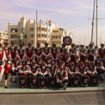 Konzertreise durch Andalusien des FZA 2000