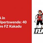 FZA in Wolpertswende: 40 Jahre FZ Kakadu