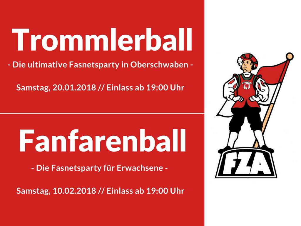 FZA Trommler- und Fanfarenball